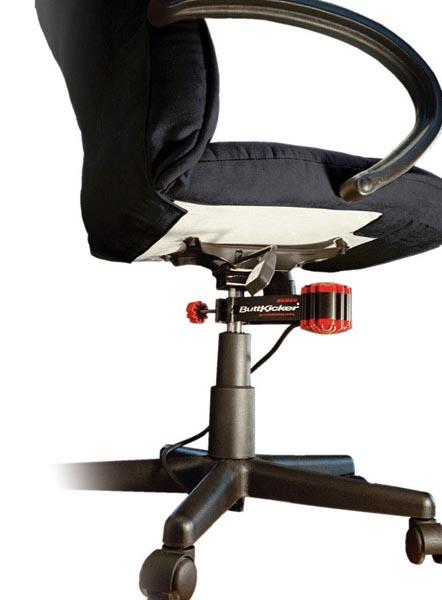 Приделанный к креслу