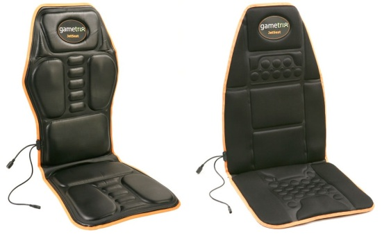 Накидки Gametrix JetSeat KW-901 (слева) и Gametrix JetSeat KW-905 (справа)