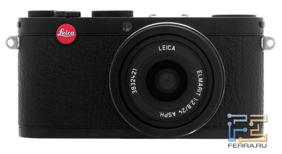 Компактная камера Leica X1