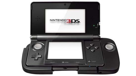 Tokyo Game Show 2011 - Не согласиться с большинством крайне трудно - дополнительный стик слегка нарушает гармоничность 3DS