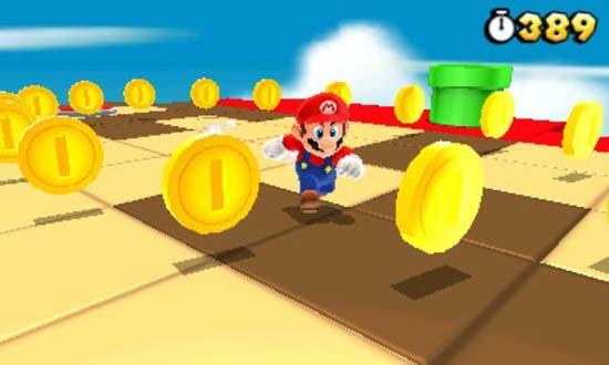 Tokyo Game Show 2011 - Годы идут, а Марио остается верен себе - собирает монетки и спасает принцесс