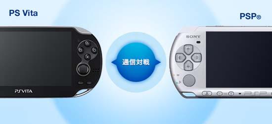 Tokyo Game Show 2011 - На японском сайте PlayStation Vita совместимость двух портативных консолей уже подтверждена документально