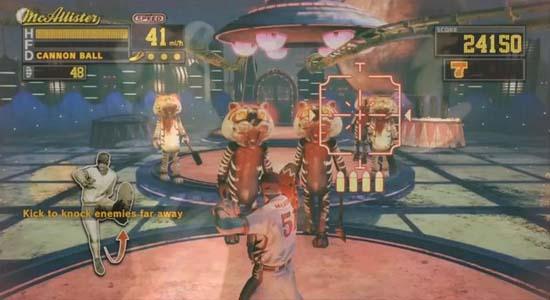 Этот скриншот появился спустя несколько дней после Tokyo Game Show 2011 - в этом месте хоть можно понять, что будет представлять из себя Diabolical Pitch. До этого разработчики делились лишь статичными декорациями