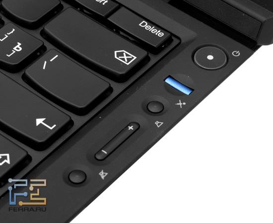 Дополнительные кнопки Lenovo ThinkPad X1
