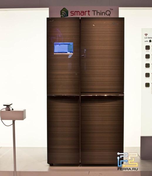 Холодильник из серии Smart TninQ
