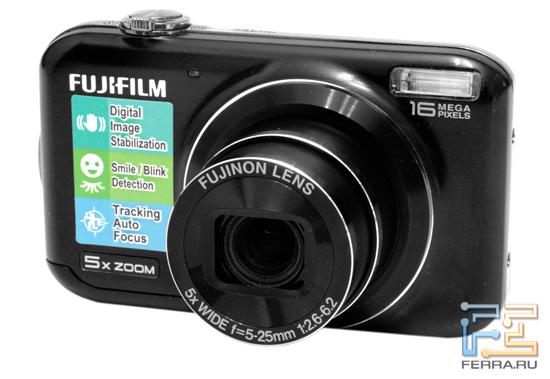 Общий вид Fujifilm FinePix JX350