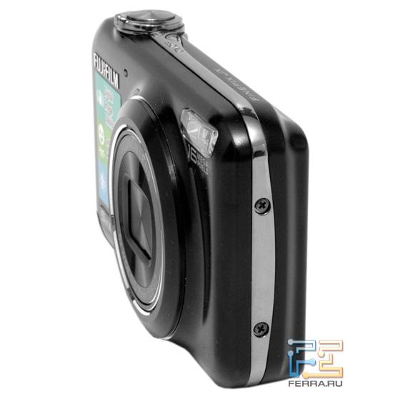 Левый торец Fujifilm FinePix JX350