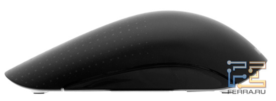 Microsoft Touch Mouse. Вид сбоку