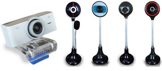 Торговая марка Oklick представила новые модели веб-камер: LC-120M, LC-200Т, LC-205Т, LC-210Т и LC-215Т.
