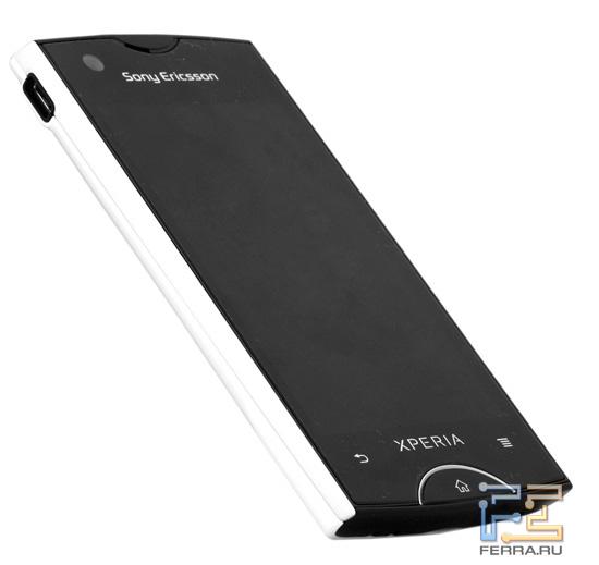 Общий вид Sony Ericsson Xperia ray