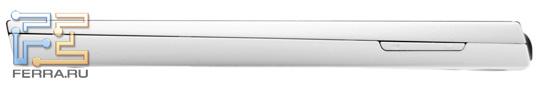Правая боковая грань Sony Ericsson Xperia ray