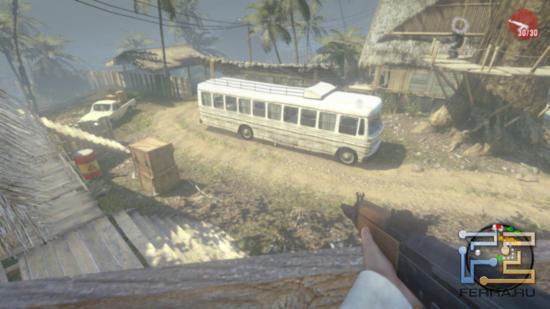 В джунглях Dead Island в особенности походит на Far Cry 2, даже наемники присутствуют