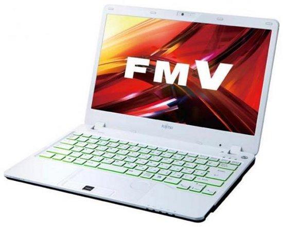 Fujitsu LifeBook SH54/E