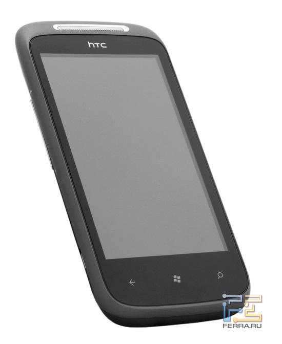 Общий вид HTC Mozart
