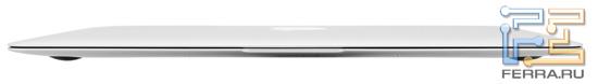 Передняя грань Apple MacBook Air 11,6