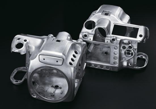 Металлический каркас Pentax 645D