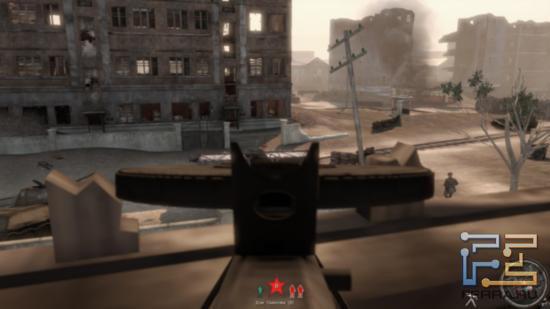 В Red Orchestra 2: Heroes of Stalingrad убеждаешься, что пулеметчиком быть