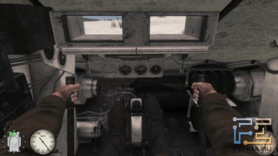 Детализация танков в Red Orchestra 2: Heroes of Stalingrad не уступает даже хардкорным симуляторам