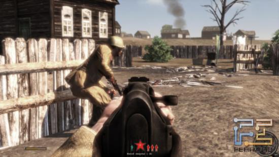 Одно из первейших правил Red Orchestra 2: Heroes of Stalingrad - стараться всегда ходить с прицелом