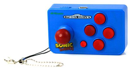 Самая крохотная Sega MegaDrive II