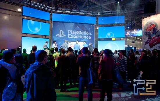 Игромир 2011: Sony проводила презентацию своих игр для PlayStation и Vita с завидным размахом
