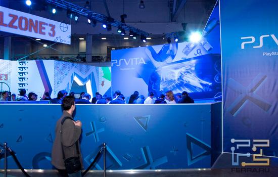 Игромир 2011: PS Vita ждали очень, очень многие