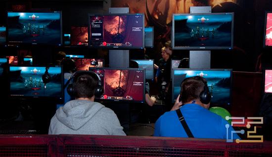 Игромир 2011: Diablo 3 - один из самых ожидаемых проектов года
