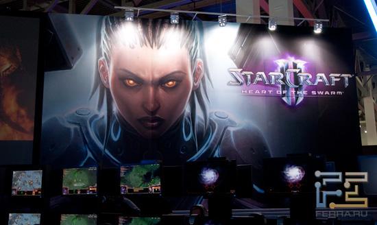 Игромир 2011: не будет преувеличением сказать, что новый StarCraft ожидает успех