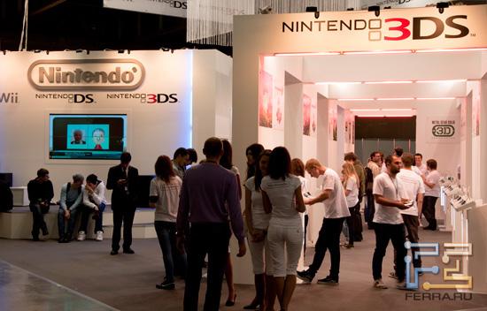 Игромир 2011: Nintendo привлекала не полуголыми девицами, а первосортными играми