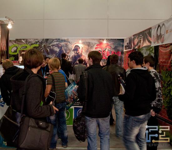 Игромир 2011: игры про зомби всегда популярны, чему доказательством Dead Island