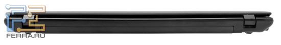Задний торец Acer Aspire 5560G