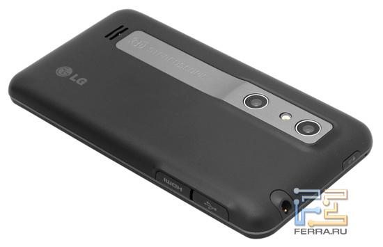 Задняя панель LG Optimus 3D