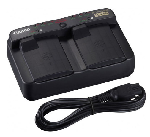 Новое зарядное устройство Canon EOS-1D X