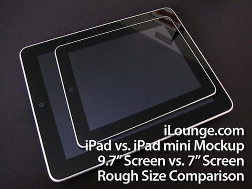 ����� iPad mini