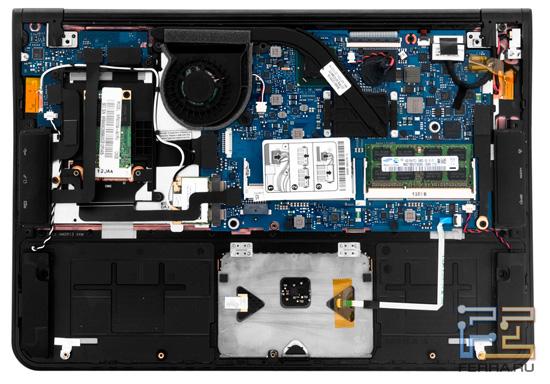 Возможности обновления Samsung 900X3A
