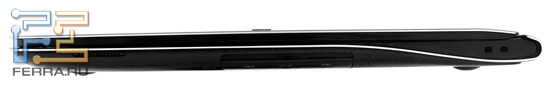 Правый торец Samsung 900X3A