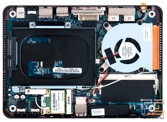 Жесткий диск и модуль памяти Foxconn nT-A3500
