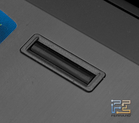 Дактилоскопический сенсор HP ProBook 6360b