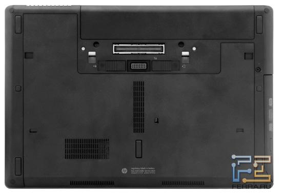 Днище HP ProBook 6360b