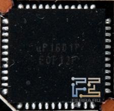 Микросхема uP1601P