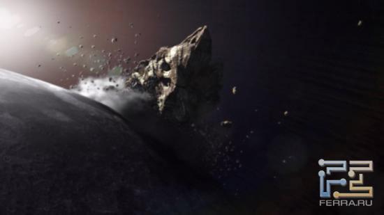 Если верить авторам Rage, у Земли не было шанса уйти от столкновения с астероидом