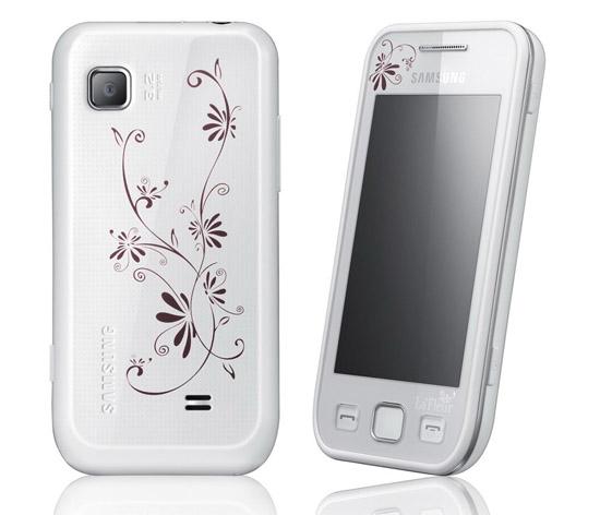 Samsung S5250 Wave 525 La Fleur