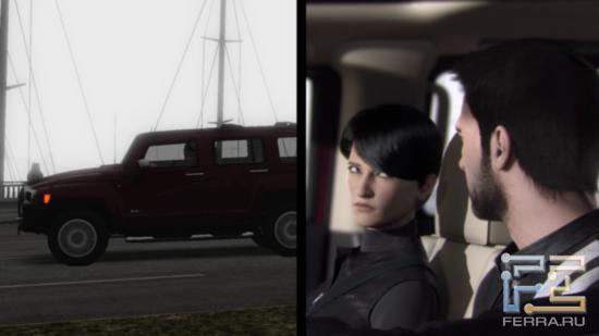 Сходство Driver: San Francisco с киносериалами проявляется именно в такие моменты
