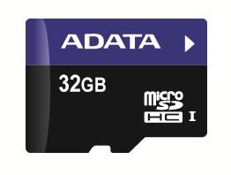A-DATA microSDHC
