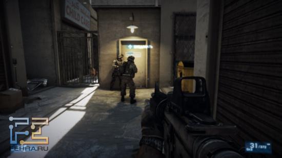 Некоторые сцены Battlefield 3 уже многим знакомы - разработчики их не раз демонстрировали на различных шоу и выставках