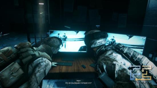 Battlefield 3 быстро заставляет вспомнить