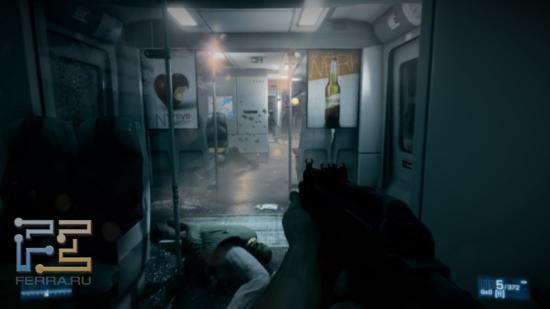 Мир глазами героя Battlefield 3 выглядит именно таким, какой он мог бы быть в действительности