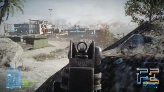 В Battlefield 3 пользу команде можно оказать всегда - например, прикрыть спины товарищей, пока они занимают точку в режиме