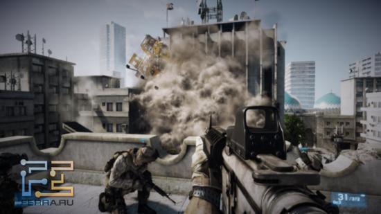 Если вы до конца пройдете одиночную кампанию Battlefield 3, то можете не беспокоиться - не пропустили ничего важного