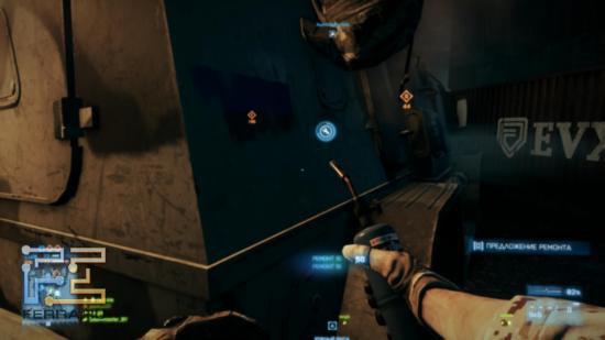Коммуникация в онлайне Battlefield 3 выходит едва ли не на первое место - в данном случае, например, союзник мог бы выскочить из танка или просто уехать. Но после крика инженера